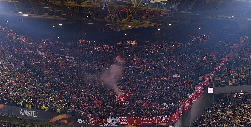 Away Block Dortmund