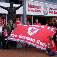 German Reds Treffen Liverpool 2008